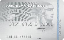American Express - The Platinum Card American Express Interjet